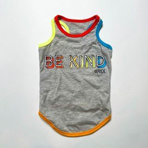"""You Are Loved Pride """"Be Kind"""" Pet Tank"""